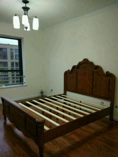 居美林 美式实木家具 乡村五斗柜 欧式5斗橱 仿古做旧 卧室 古典 整装 晒单图