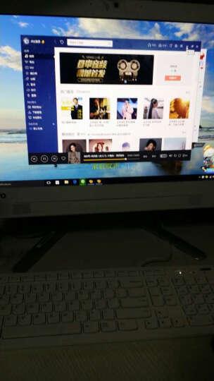 联想(Lenovo) AIO 310 19.5英寸家用办公台式一体机电脑 I3-6006U 4G 1T 2G独显触摸屏 白色 晒单图
