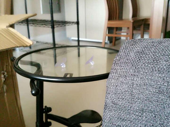 蝴蝶印象 欧式铁艺置物架 创意自行车杂志架文件架室内花架 HD2058 经典黑 晒单图