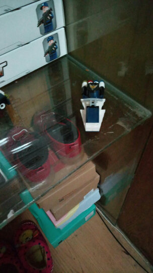 汇奇宝 玩具积木拼插创意男孩警察军事模型车拼装组合儿童玩具礼盒装 八款合体战警直升机-515颗粒 晒单图