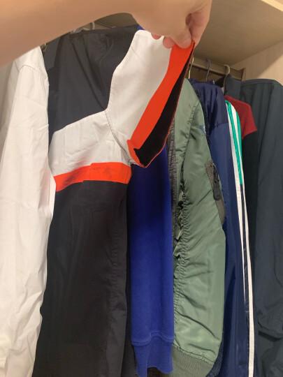 ARMANI EXCHANGE 阿玛尼奢侈品男士衬衫 6YZC28-ZNM2Z BLACK-2262 S 晒单图