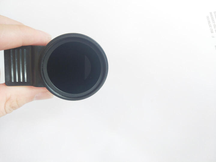 海大(Haida)HD1210 PROII 级超薄多层镀膜UV镜 49mm 晒单图