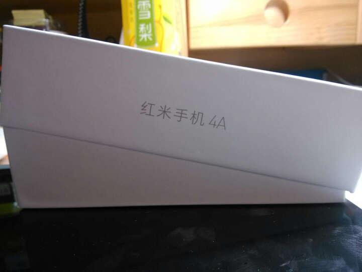 小米(MI) 【2年保修+赠数据线】  红米4A 移动版4G手机 红米手机 香槟金 移动4G/联通4G/电信4G( 2G+16G) 晒单图
