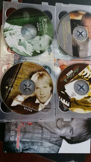 理查德:爱相随(4CD) 晒单图