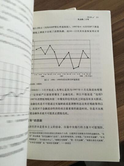 失去的二十年:日本经济长期停滞的真正原因 晒单图