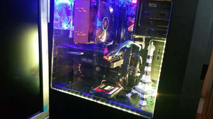 九州风神(DEEPCOOL)无线遥控彩虹led灯条(磁铁) (电脑机箱灯条/灯带 DIY机箱装饰灯/发光条/灯光) 晒单图
