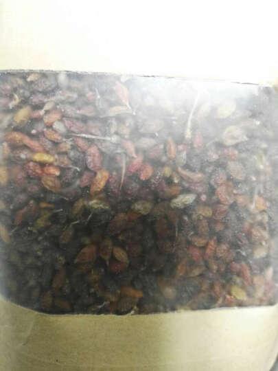 问善堂 沙棘果干果 又名酸刺果 新疆野生沙棘果干 沙棘果茶 沙棘油 可搭低聚果糖 250g 晒单图