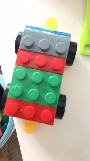 灵动创想(LDCX)奇积乐园拼装积木男孩玩具套装 大颗粒儿童玩具 奇积乐园8款组合(角色见详情提示) 晒单图