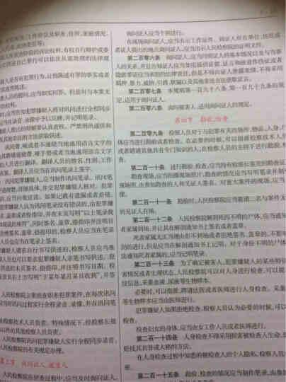 学生常用法律手册(第14版 2016升级版) 晒单图