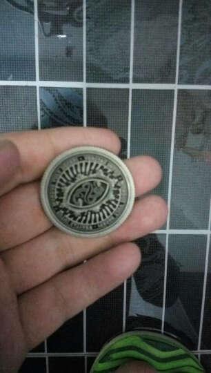 吹客魔术  AF硬币 魔术配件纪念币 银色 晒单图