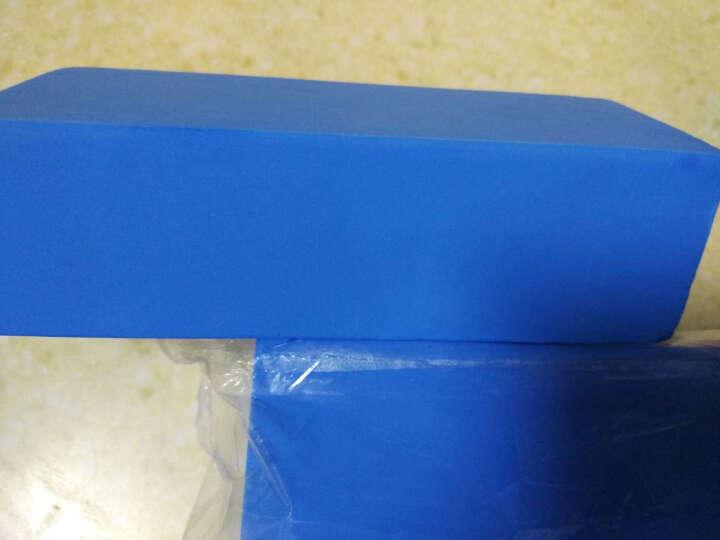 洗车海绵 洗车海绵块擦车泡沫 吸水PVA多功能清洁棉洗车工具用品洗车海绵车载车用汽车擦车海绵汽车用品 大号蓝色(170*70*50mm) 晒单图