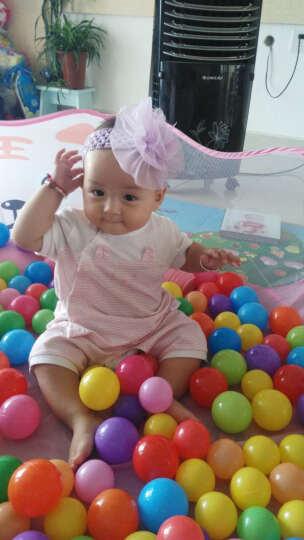 澳乐儿童帐篷游戏屋宝宝波波海洋球池户外玩具 海洋球约95到100个不含帐篷 晒单图