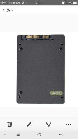 金士顿(Kingston)V300 480GB SATA3 7MM固态硬盘  晒单图