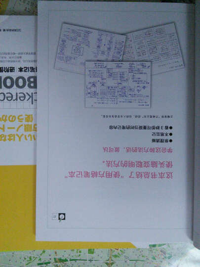 聪明人用方格笔记本:进阶图解  适合各种读者需求的笔记模板拿来就用 晒单图