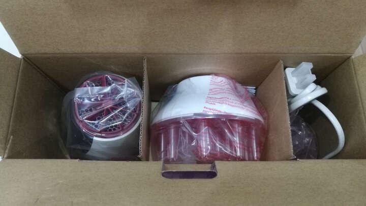 飞利浦(PHILIPS)电吹风机家用大功率SPA柔护宽广气流发廊理发店冷热吹风筒HP8220/05 晒单图