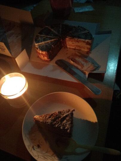 约翰丹尼 巧克力慕斯口味 冷冻蛋糕 750g 10片 7夕情人节蛋糕 晒单图