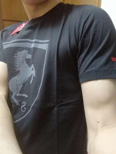 PUMA彪马官方 男子短袖T恤 PUMA X FERRARI 571207 赛车红 02 M 晒单图