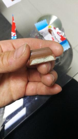 Kinder健达儿童牛奶夹心巧克力 儿童零食 休闲食品 14粒84g 晒单图