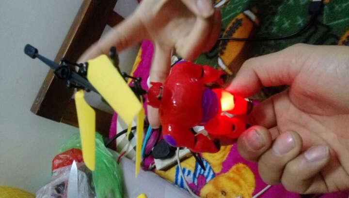 电热油汀取暖器电暖气家用节能省电13片油丁电暖器电暖炉 大号超人 标配+手柄加速遥控+USB数据线 晒单图