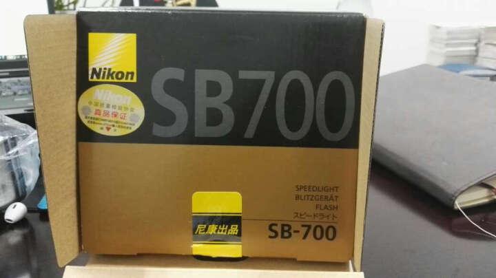 Nikon/尼康 SB-700 尼康D7000 D90 D600D800D300相机闪光灯 晒单图