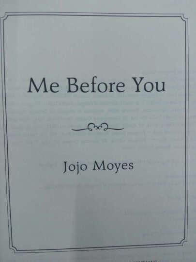 Me Before You 遇见你之前 英文原版 晒单图