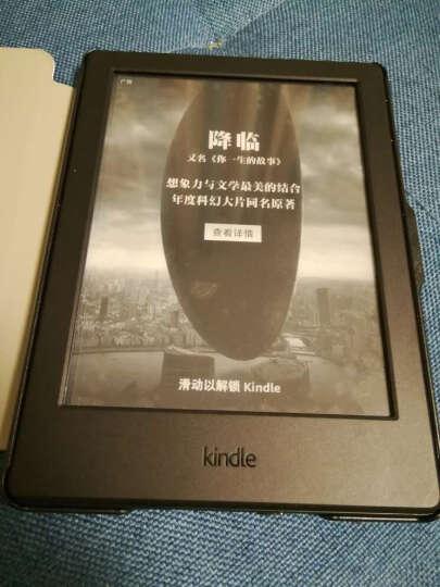 丁奇 亚马逊Kindle保护套499款/558款/958款 电子书休眠皮套 梵高星空 Kindle 558版 晒单图