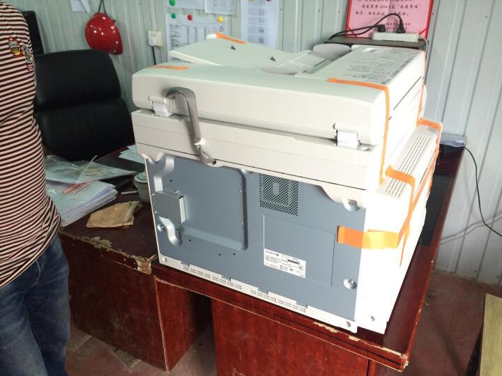 富士施乐(FUJI XEROX)施乐S2011升级版S2110N复印机A3黑白激光网络打印扫描一体机 S2110N 单层纸盒+一支原装粉盒 晒单图