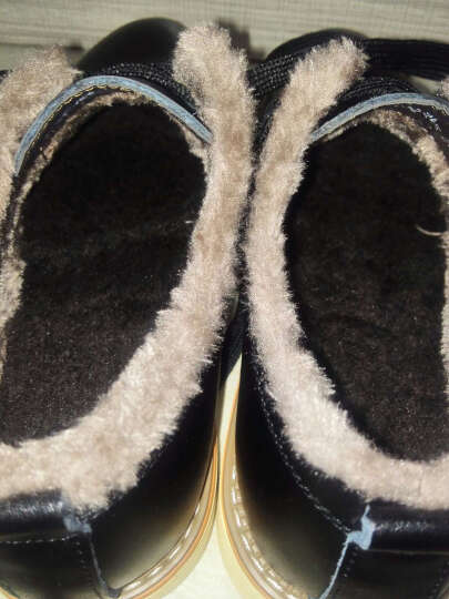 舍道 男鞋男士休闲鞋 牛皮夏季系带商务透气洞洞鞋 增高时尚板鞋子 大码皮鞋S-9830 S-9833透气棕色 39 晒单图