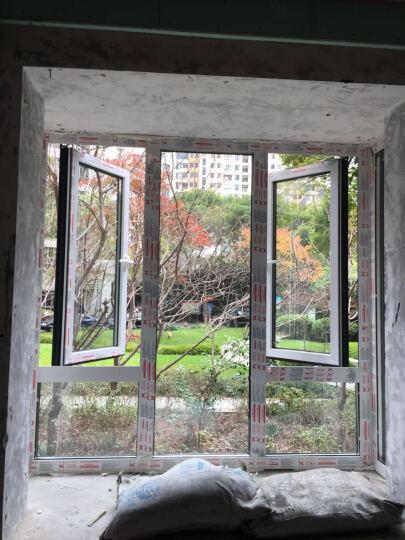 维盾门窗 封阳台落地平开窗户隔音推拉窗铝合金门窗定制入户安装花园露台阳光房 断桥铝封阳台窗 下单/余款专拍 晒单图