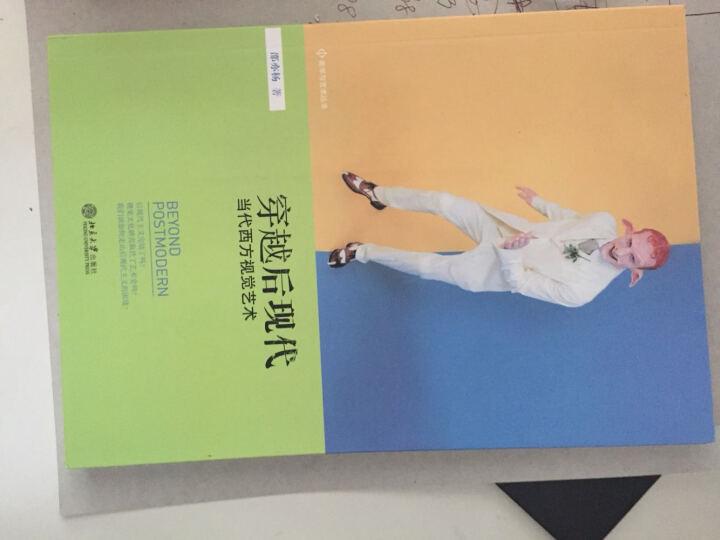美学与艺术丛书·穿越后现代:当代西方视觉艺术 晒单图