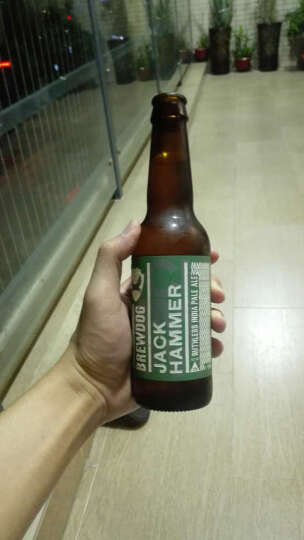 酿酒狗英国手工精酿进口啤酒Brewdog发烧友IPA 小马鬼俱乐部啤酒6支 黄啤酒 晒单图