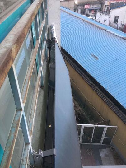 太阳雨(Sunrain)智品阳台壁挂式太阳能热水器 平板家用太阳能 100L 晒单图