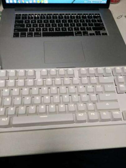 小米(MI) 小米键盘生态链悦米机械键盘游戏键盘红轴87键 小米机械键盘-白色 晒单图