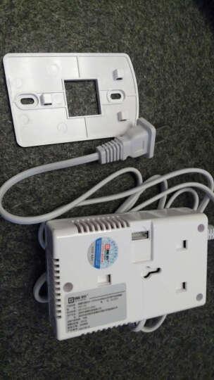 岡祈(Gangqi)HM-710 家用燃气报警器 天然气报警器液化气报警器可接电磁阀(本产品不配电磁阀) 晒单图