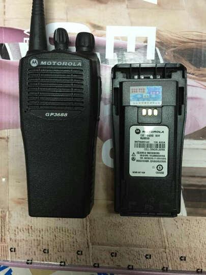 摩托罗拉(Motorola) XIR P3688对讲机 民用 商用 GP3688/3188升级版 3688/3188 NNTN4497天线 晒单图