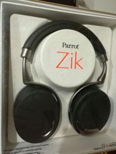 派诺特(parrot)ZIK2.0白色 触控式无线蓝牙耳机 晒单图
