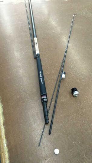 天刀刀锋魂 钓鱼竿日本进口素材高碳素28调台钓竿钓鱼杆 5.4米超轻超硬赠头节竿稍 晒单图
