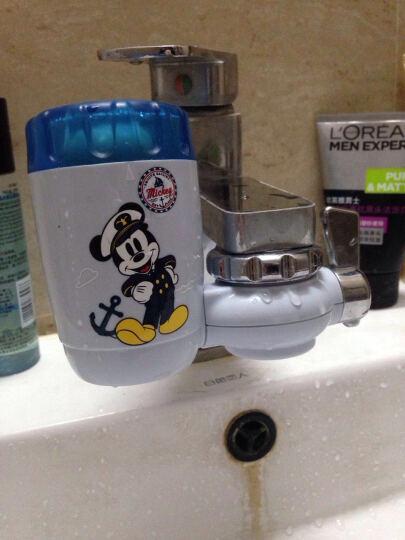 迪士尼(DISNEY) 迪士尼净水器龙头家用过滤器厨房净水机 Mickey-361s 通用滤芯 晒单图