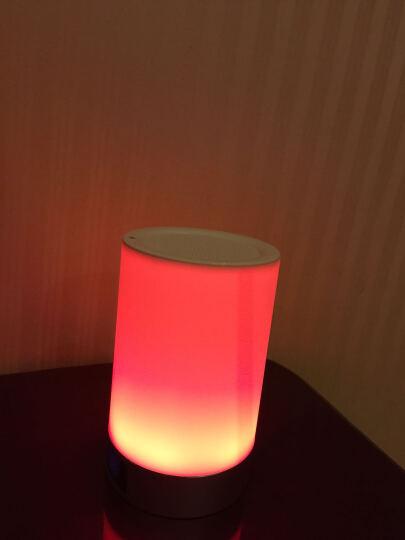 多功能智能蓝牙音响灯 卧室床头浪漫氛围音乐台灯 高科技礼物 生日礼物 户外野营照明灯 晒单图