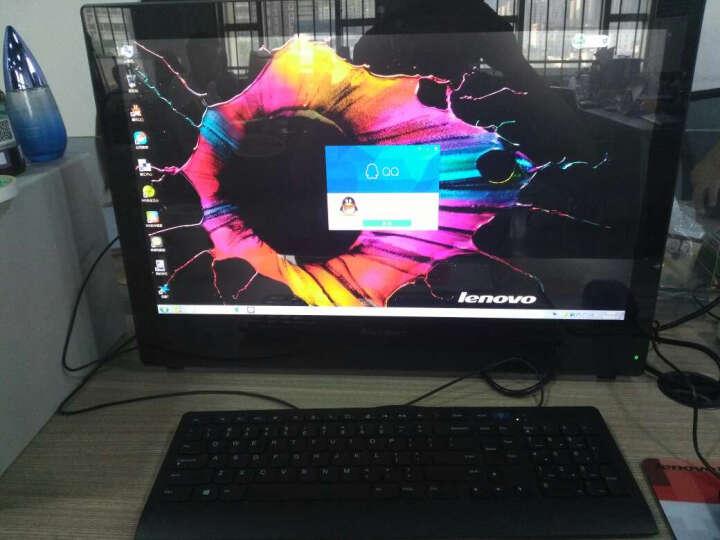 联想(Lenovo) 扬天S800 24英寸办公家用一体机电脑600+ G3260/4G/1T/D刻/wi7黑色 晒单图