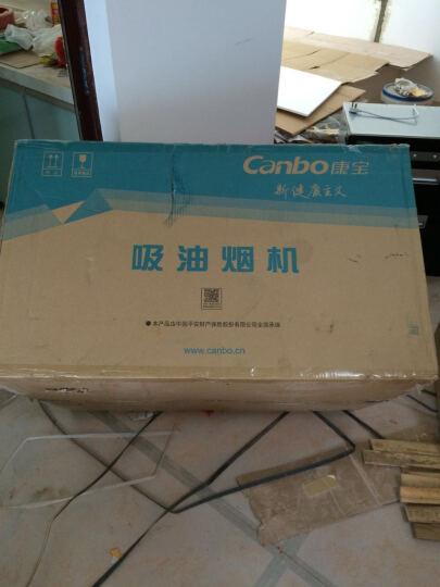 康宝(Canbo) 欧式抽油烟机灶具套装吸油烟机灶具套装A88R+QB506+11EPR0 液化石油气 晒单图