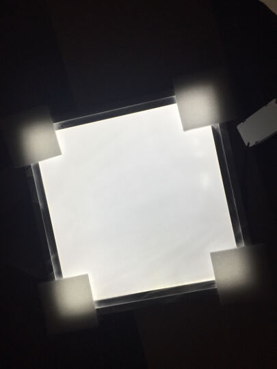 宙思 风扇灯 简约隐形吊扇灯 led餐厅吊灯 卧室客厅灯具带灯吊扇北欧简约灯饰餐厅灯家用风扇灯 36寸双层铝遥控款 送遥控+三色变光+三档风速 晒单图