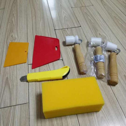 贴壁纸墙纸工具套装压轮滚轮裁刀刮板毛刷工具包墙纸工具 12号套装 晒单图
