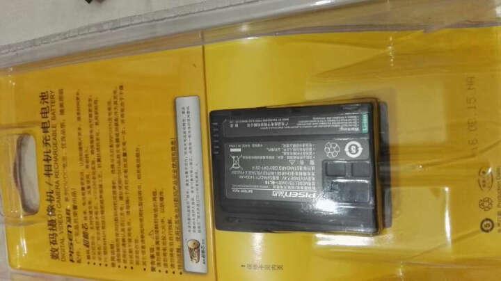 品胜 尼康 EN-EL15 D600 D610 D7000 D7100 D800E相机电池 2件套 (EL15电池+EL15座充充电器) 套件 另外加购(品胜苹果数据线) 晒单图
