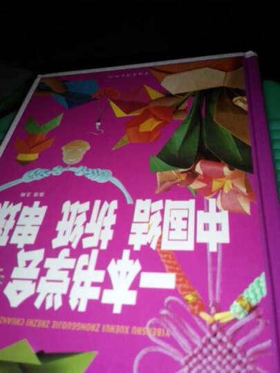 一本书学会中国结折纸串珠超值全彩白金版 手工艺术折纸技巧制作大全入门教程书 手工游戏益智 晒单图