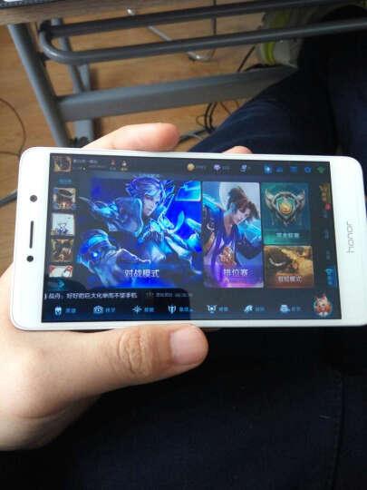 荣耀 畅玩6X 4GB+64GB 全网通4G手机 尊享版 铂光金 晒单图