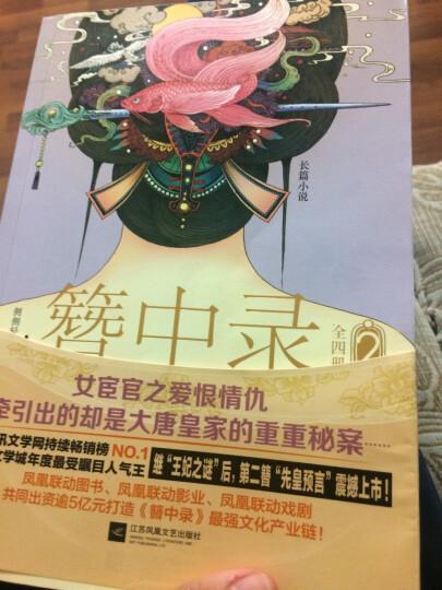 簪中录2 侧侧轻寒 宫廷小说 晒单图