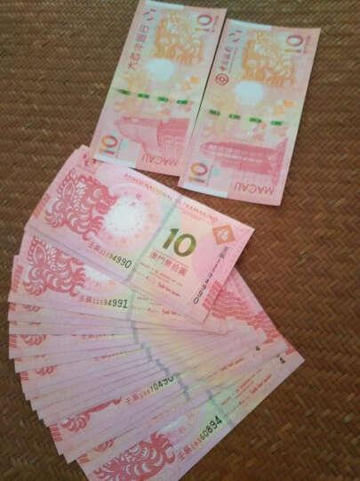 【甲源文化】中国澳门10元12生肖贺岁纪念钞大全套 大西洋和中国银行纸币 一对单独尾3同号 全新品相 2013年蛇钞对钞 10对 晒单图