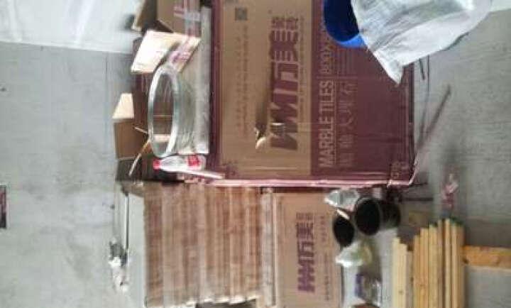 【特】万美 柔光木纹砖 客厅地砖卧室地板砖个性木纹砖仿古砖文化石砖 RP8306单片价格,下单需整箱,每箱3片 800*800mm 晒单图