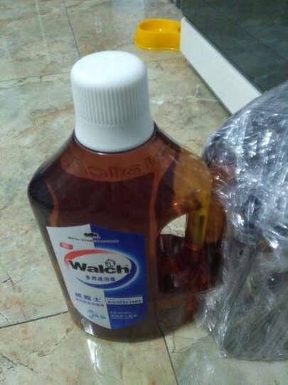威露士(Walch) 家用消毒液 630ml 家居衣物除菌液 晒单图